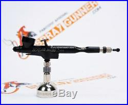 Badger Sotar 2020-3N1 Gravity Feed Airbrush set with all 3 nozzle sets (L, M, H)