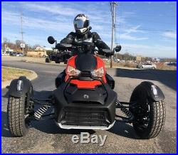 BajaRon's Custom Performance Sway-Bar Kit Can-Am RYKER (Spyder) All Models