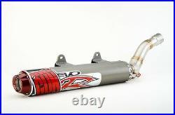 Big Gun EVO Exhaust Slip On Muffler Yamaha Raptor 700 700R All Years 09-2662