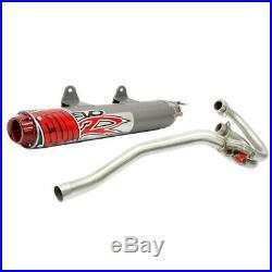 Big Gun EVO R Full Exhaust Pipe Muffler System Yamaha Raptor 660 All Years