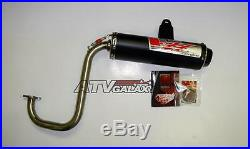 Big Gun Exhaust EVO Full Pipe Muffler System Polaris RZR170 RZR 170 All Years