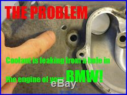 BimmerFix Coolant Transfer Pipe Repair System! IT WORKS OR YOUR MONEY BACK