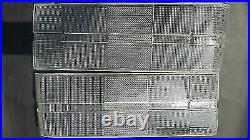 Bmw E30 M3 Pre Facelift Model All Clear Tailight Lenses 318i 320i 323i 325i 316i