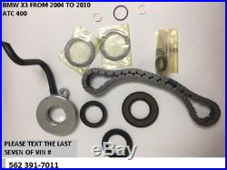 Bmw X3 Repair Kit Transfer Case 2004-2010 All3 Seals And 2 Sprocket Bearings