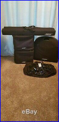 Bose L1 Classic System + 2 Bass Bins + Tonematch + Remote Control & All Cables