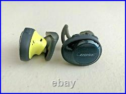 Bose Soundsport Free Wireless Bluetooth Replacement Headphones Earbuds All Color