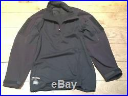 Brand New Black Medium Long Crye Precision G3 All Weather Softshell Combat Shirt