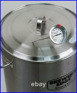 Brewer's Edge Mash and Boil All Grain Brewing System 8G (110V) Beer Brewing