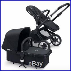 Bugaboo Buffalo Complete Stroller Black all terrain