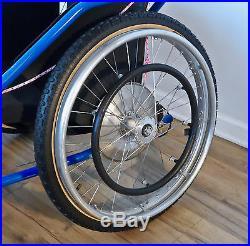 COBRA off-road, all-terrain racing wheelchair tilite permobil trax x850