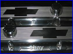 Chevrolet Ghost Tie Set Chevy Engine Small Block Stock Height Valve Cover Set