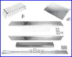 Club Car DS Golf Cart ALL AMERICAN Diamond Plate ATP Accessory Kit