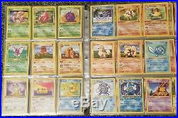 Complete Set of Original 151 Pokemon Card withALL HOLOS, 1st EDITION & SHADOWLESS
