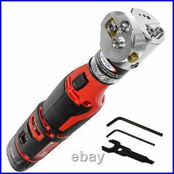 Cordless Sharpie DX Tungsten Grinder Adjustable 15°- 45° All Red