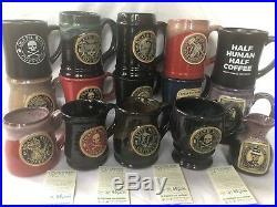 Death Wish Coffee Company Mug Collection USA Made All Brand New
