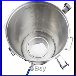 DigiBoil Electric Kettle 35L/9.25G (220v)- Beer Brewing, Distilling All In One