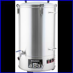DigiBoil Electric Kettle 65L/17.1G (220v)- Beer Brewing, Distilling All In One