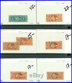 EDW1949SELL USA Great wannabe collection of all Revenues. Scott Cat $9,449