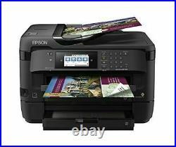 Epson WorkForce WF-7720 Wireless All-In-One Printer SAME DAY HANDLING FREE SHIP