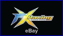FX STAGE 4 CLUTCH KIT & 10 LBS FLYWHEEL for ALL B SERIES MOTORS INTEGRA CIVIC Si