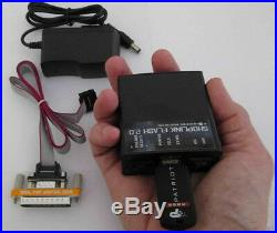 Fanuc USB FLASH memory upgrade for all Fanuc CNC Machines, connects to RS232