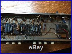 Fender Bassman Head 1964 6G6-B Circuit Blonde All Original