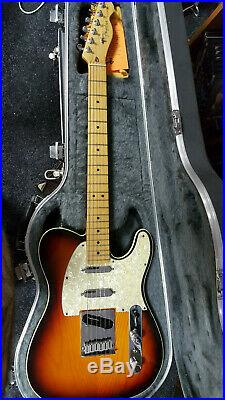 Fender Telecaster Plus 1995 Mint never played all accessories