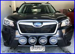 Fits 2019-2020 Subaru Forester (all) SSD Performance RALLY LIGHT BAR, Bull, Nudge