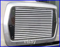 Ford 8000 9000 All Ford L Models Stainless Steel Louvered Grille Insert F-9004