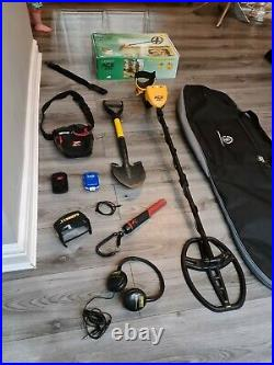 Garrett Ace 400i Advanced Detector With All Equipment Needed To Get Started