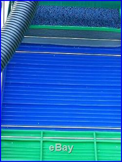 Gemstone All You Need 10 5 Stage Power Sluice Box/Highbanker