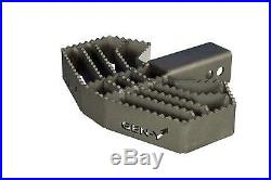 GenY GH030 Hitch Step HD fits all 2 Receiver Truck Bed Step Trailer Hitch