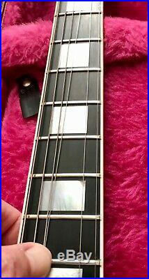Gibson Les Paul Custom 1989, Usa, Tobacco Burst, All Original In Good Condition