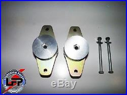 Gm-mm0507 All Ford Mustangs 05-14 Gt Svt Gt500 Cobra Heavy Duty Motor Mounts &v6