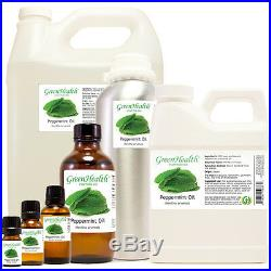 GreenHealth Peppermint Essential Oil All Natural 5ml 1GAL Same Day Shipping