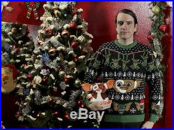 Gremlins Mondo Holiday Christmas Ugly Sweater Men's Large NEW Sold Out All sizes
