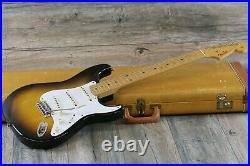 HOLY Grail! Vintage 1957 Fender Stratocaster All Origanal One-Owner + OHSC CLEAN