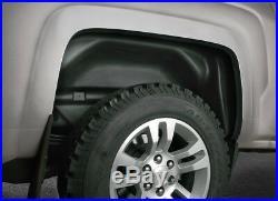 HUSKY 79021 Wheel Well Guards for 15-19 Chevy Colorado GMC Canyon ALL
