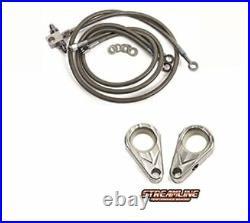 Houser Fox Evol Float 3 RC2 MX +2 Long Travel Suspension Kit Honda TRX 450R All