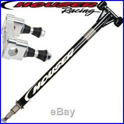 Houser Racing Steering Stem +2 with Clamp Kit Yamaha YFZ450R YFZ 450R All Years