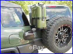JM1 Jerry Gas Can Mount for Toyota FJ Cruiser, all years READ DESCRIPTION