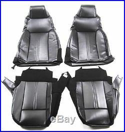 Jeep 2003-2006 Tj Lj Wrangler All Vinyl Front Seats Upholstery Kit- New