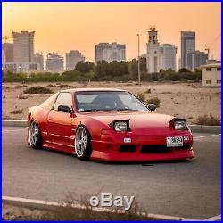 KBD Body Kits BSport2 Urethane Front Bumper Fits Nissan 240SX ALL (Pop Up) 89-94