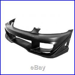 KBD Body Kits EX Spec Polyurethane Front Bumper Fits Honda Civic ALL 96-98