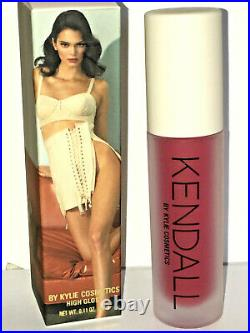 KYLIE Cosmetics KENDALL COLLECTION BUNDLE Full Set LIMITED EDITION Blush Lip Kit