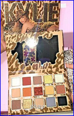 KYLIE Cosmetics LEOPARD COLLECTION BUNDLE Full Set LIMITED EDITION Gloss LIP KIT