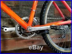 Klein Pinnacle 19 Mountain Bike Backfire Paint All Original XT Biopace