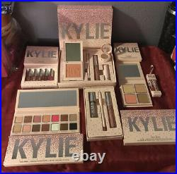 Kylie Cosmetics 2019 Holiday Edition Full Collection Paletttes Lip Set Try It Ki