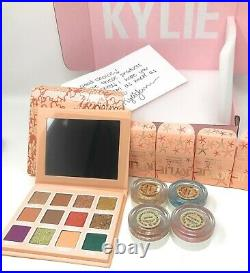 Kylie Cosmetics Under The Sea 2019 COLLECTION Bundle 5pc- Authentic + Kylie Box