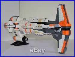 LEGO Star Wars UCS Hammerhead Corvette ALL PARTS INCLUDE, Preorder Item